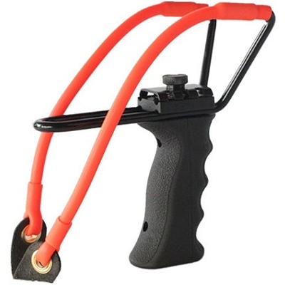 TopHunt Adjustable Hunting Steel Slingshot